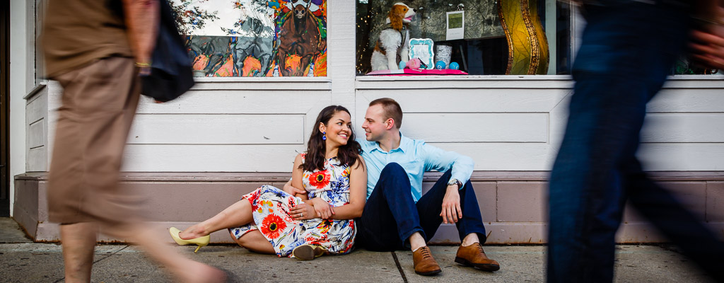 Saratoga Springs Engagement Photography