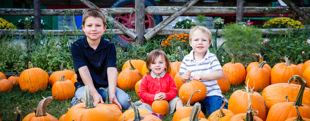 Indian Ladder Farms Family Photography