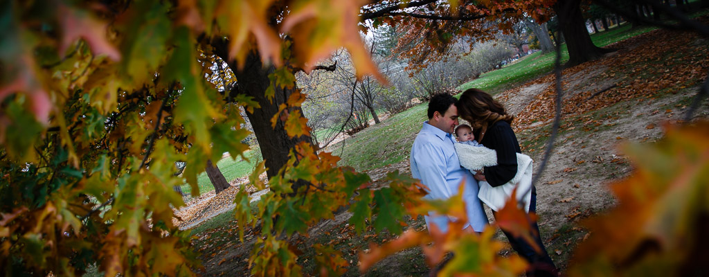 Washington Park Family Photography