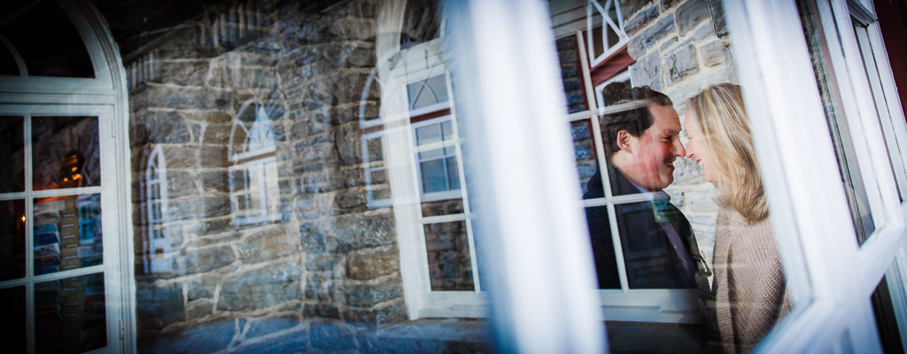Southern Vermont College Engagement Photography