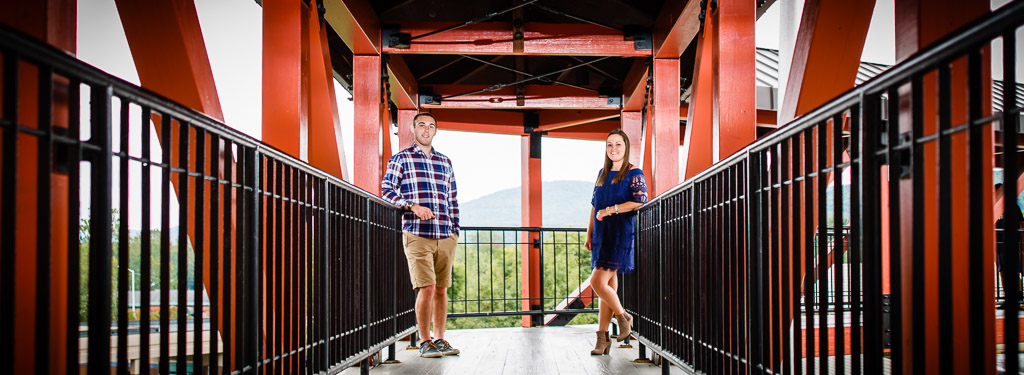 Oneonta Engagement Photography